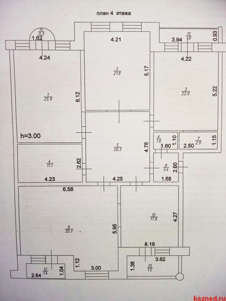 Продажа 4-к квартиры Толстого ул, 16А, 167 м2  (миниатюра №11)