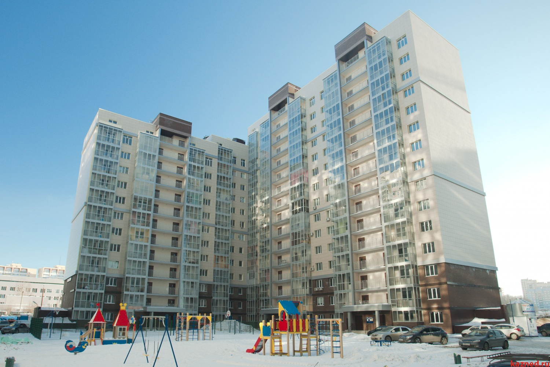 Продажа 1-к квартиры Камая, д.8, 1 очередь, 55 м²  (миниатюра №6)