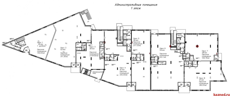 Продажа  офисно-торговые Проточная 8, 154 м² (миниатюра №9)