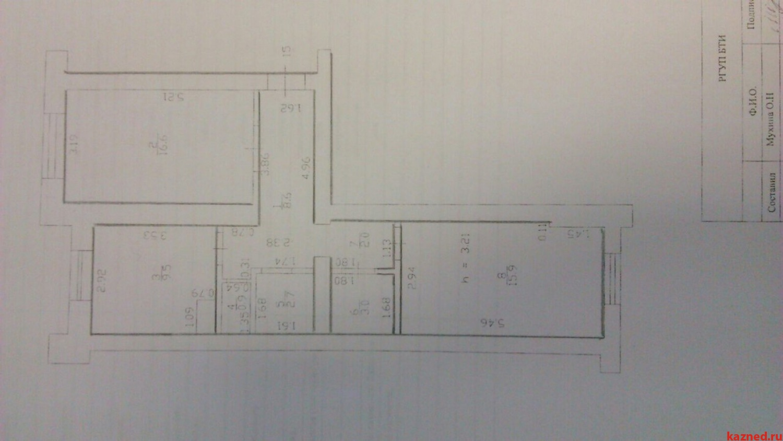 Продажа 2-к квартиры Карла Маркса, 42, 59 м2  (миниатюра №15)