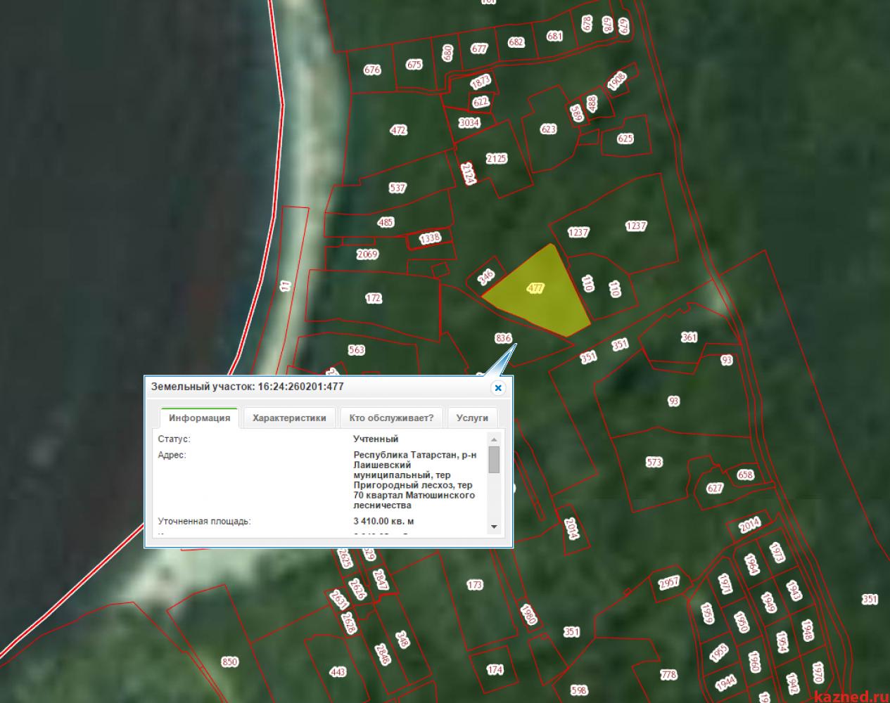 Продажа  дома  Матюшинское участковое лестничество, квартал №70, выдел 17, 0 м² (миниатюра №6)