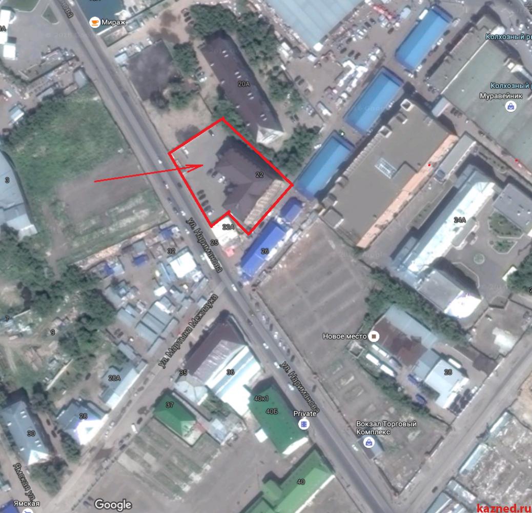 Продажа  Офисно-торговые ул.Межлаука,  д.22, 4042 м2  (миниатюра №1)