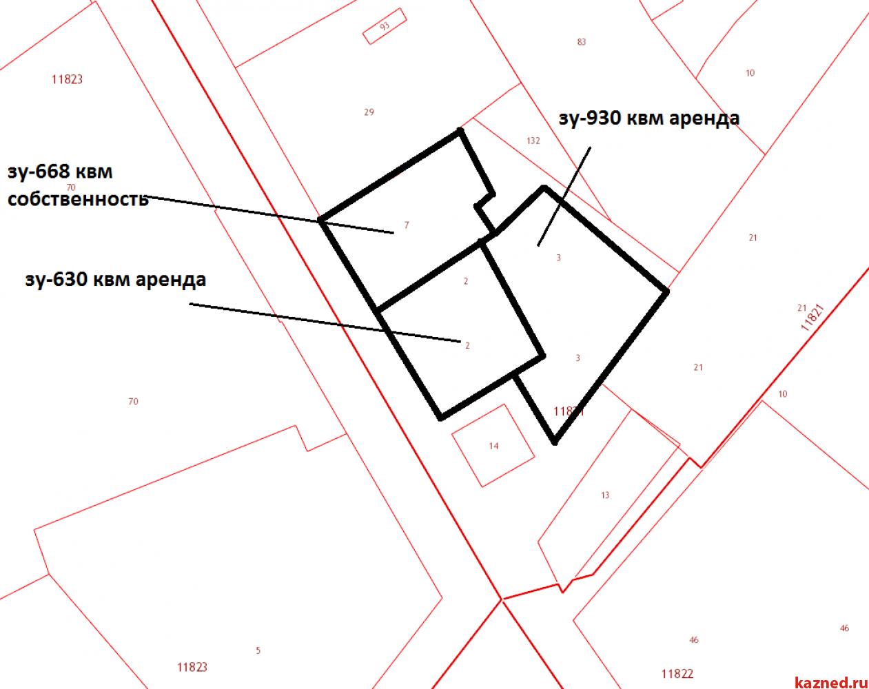 Продам офисно-торговое помещение Межлаука, д.22, 4060 м2  (миниатюра №2)