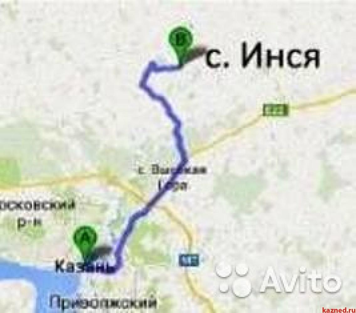 Продажа  Дома п.Инся, Высокогорский район, ул.Пионерская, д.17, 40 м2  (миниатюра №1)