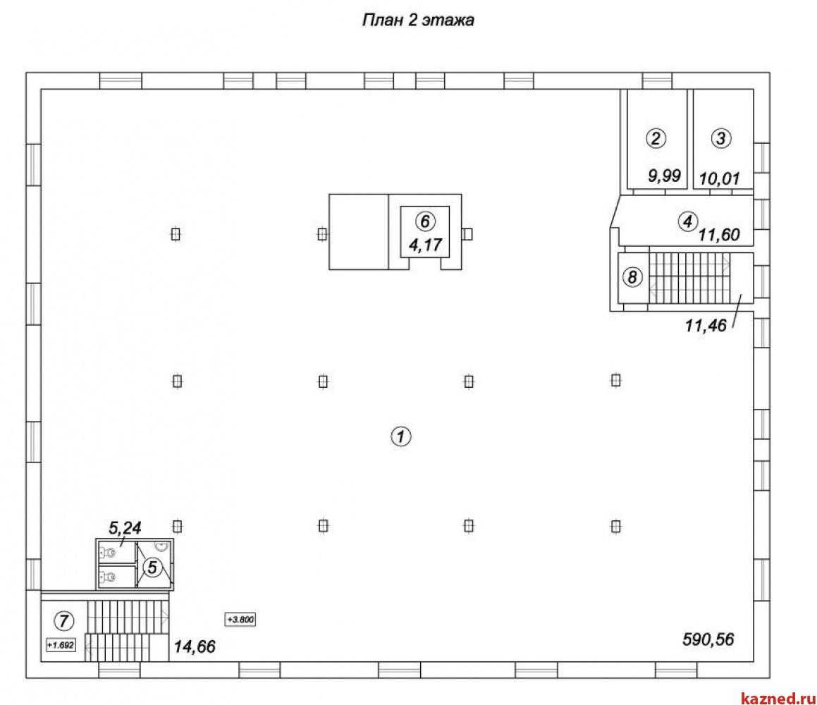 Продажа  склады, производства Восстания 100, 2036 м² (миниатюра №14)