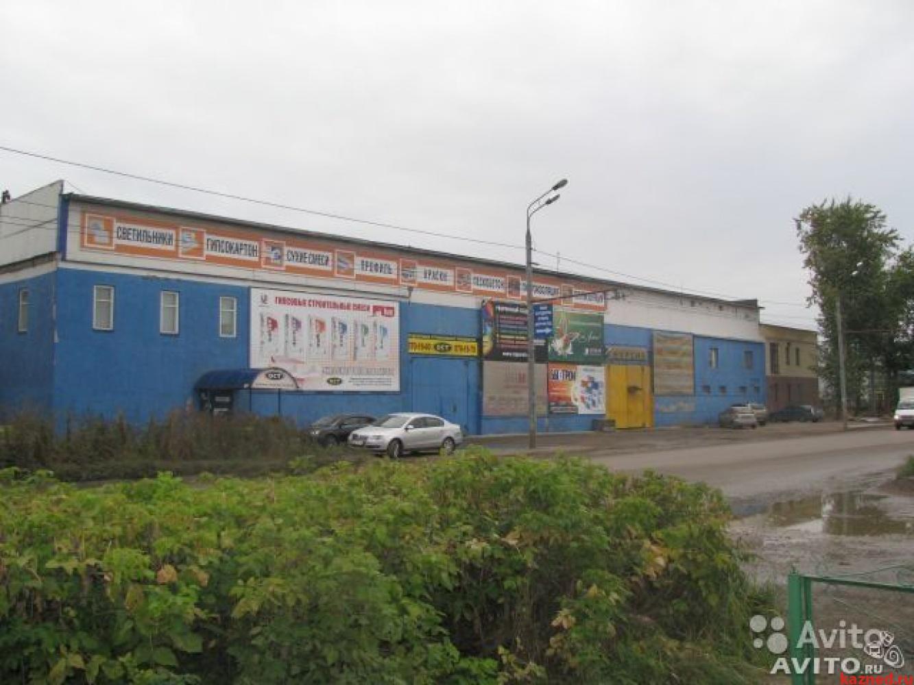 Продажа  склады, производства Техническая, 3034 м²  (миниатюра №1)