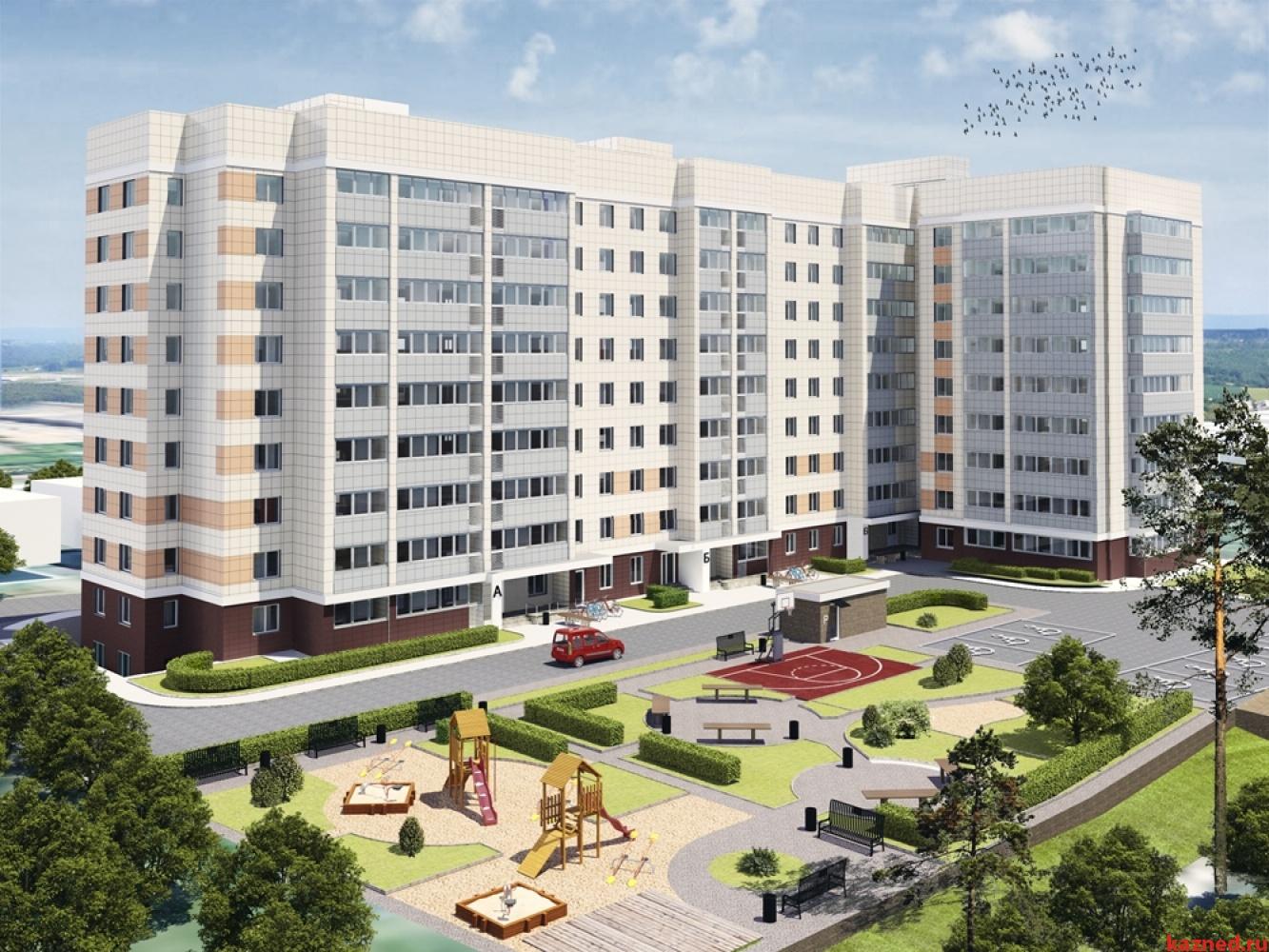 Продажа 2-к квартиры 1-ая Азинская, 50 м2  (миниатюра №5)