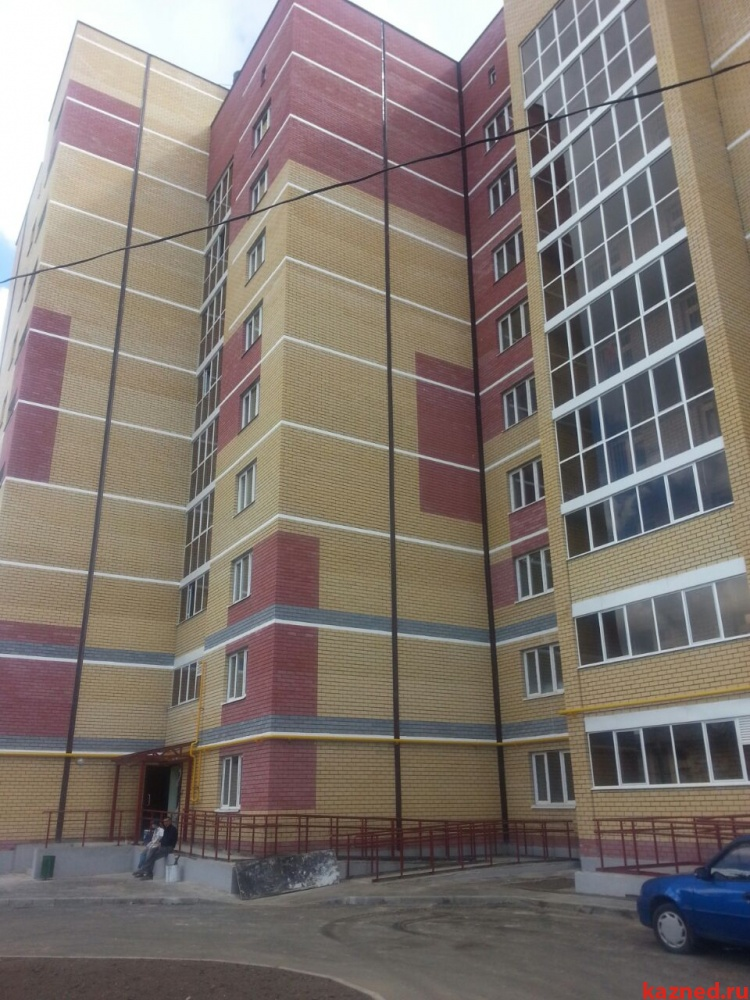 2-комнатная квартира ул. Гоголя, г. Зеленодольск (миниатюра №1)