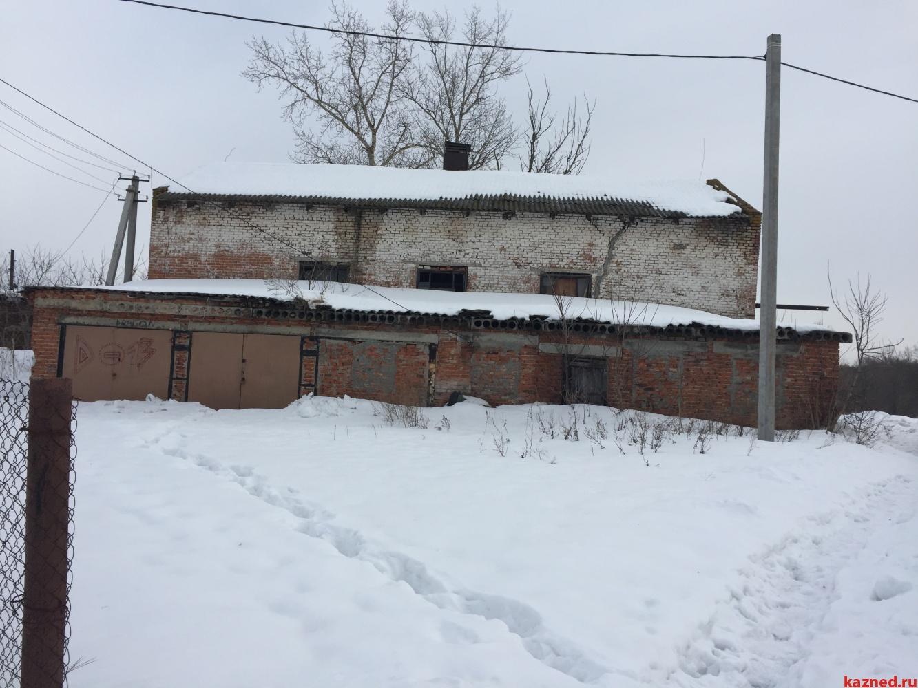 Продам мех мастерскую с объектами и участков п.Дачное высокогорский ра (миниатюра №3)