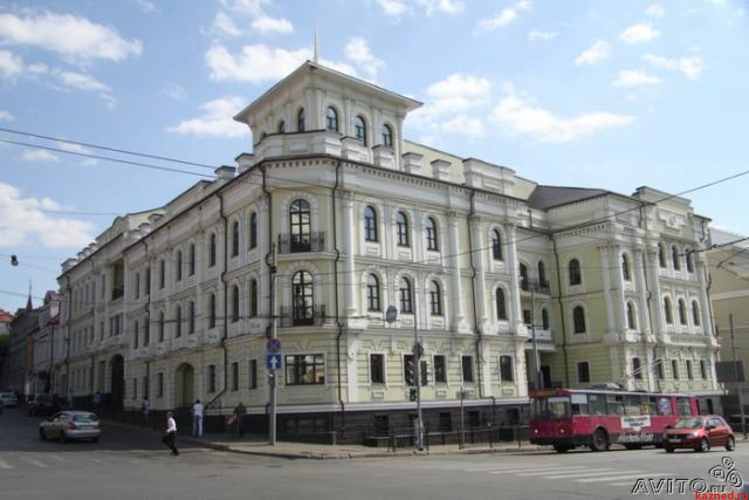 Аренда  офисно-торговые Пушкина д. 52, 14 м²  (миниатюра №4)