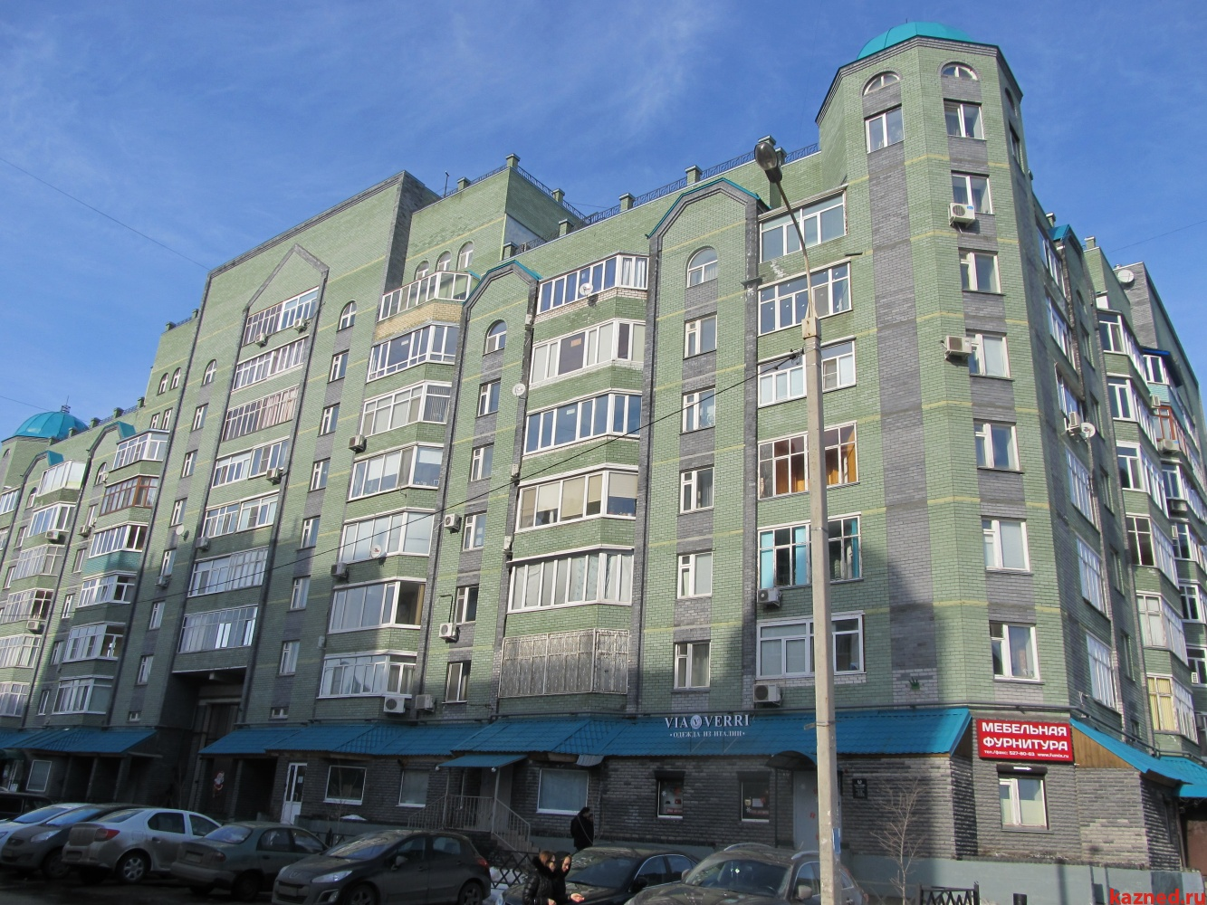 Просторная 1 к кв с отличным ремонтом. Чистопольская, 81. (миниатюра №1)