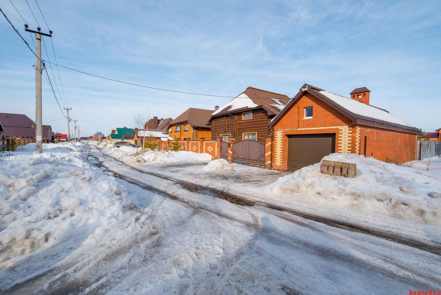 Продажа  Дома Зеленая д.13 пос. Новая Сосновка, 187 м2  (миниатюра №2)