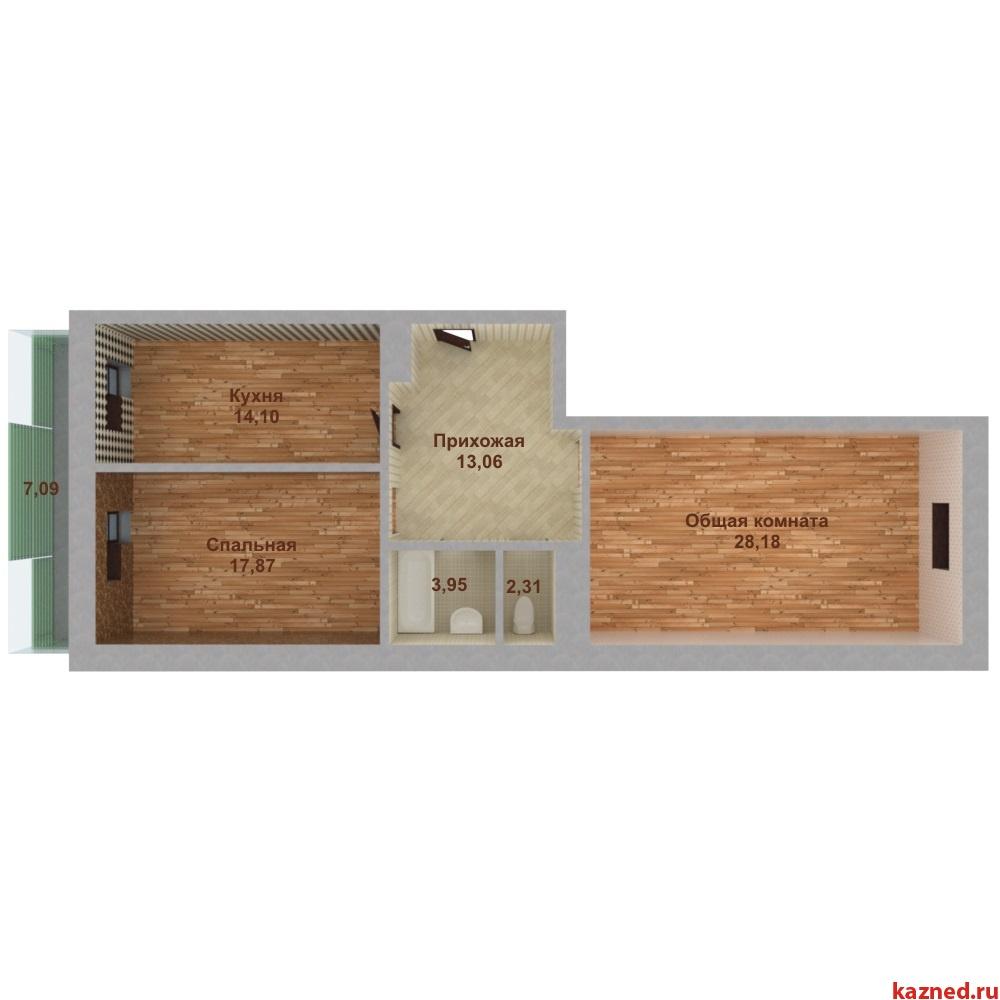 Продажа 2-к квартиры Островского 107, 82 м2  (миниатюра №4)
