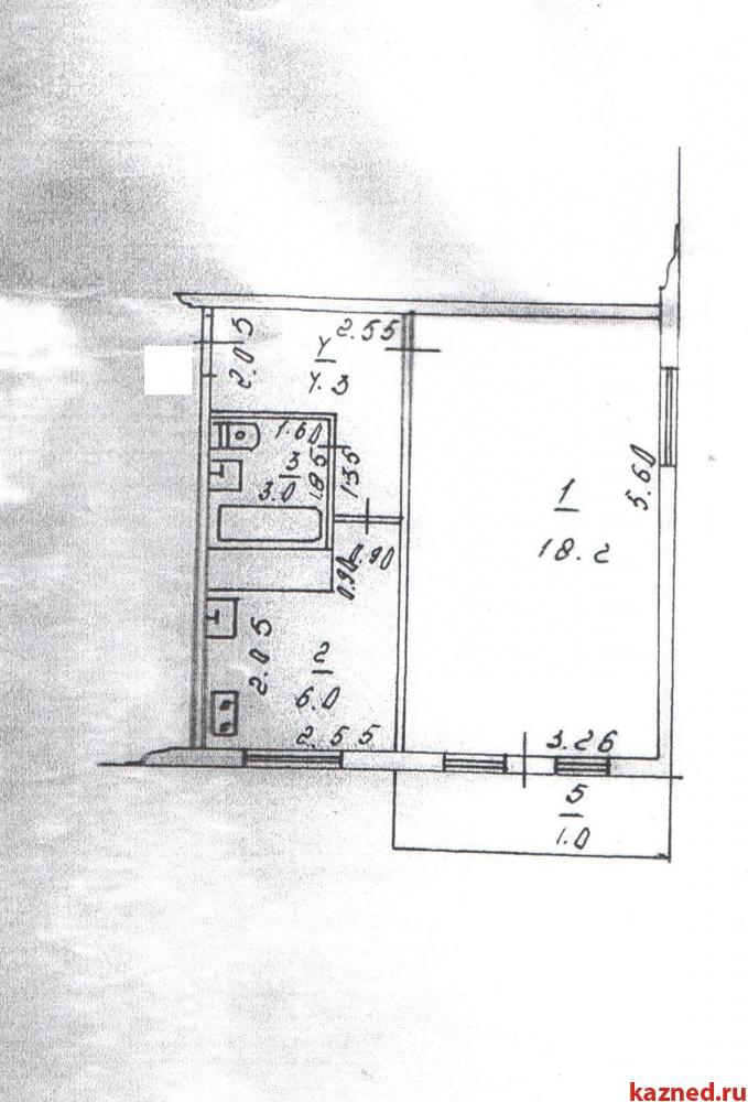 Продажа 1-к квартиры Латышских Стрелков,21, 32 м² (миниатюра №9)