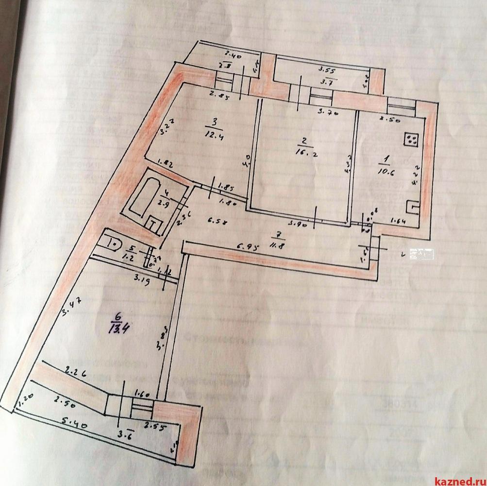 Продажа 3-к квартиры 33 военный городок, 5, 73 м2  (миниатюра №19)