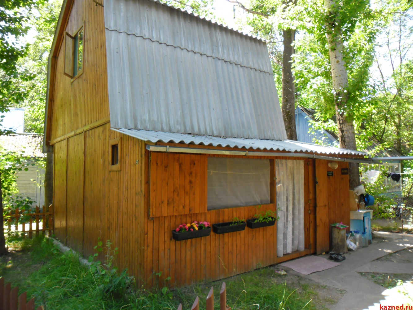 Продается дача на Светлой Поляне (Казань-Боровое Матюшино). (миниатюра №1)