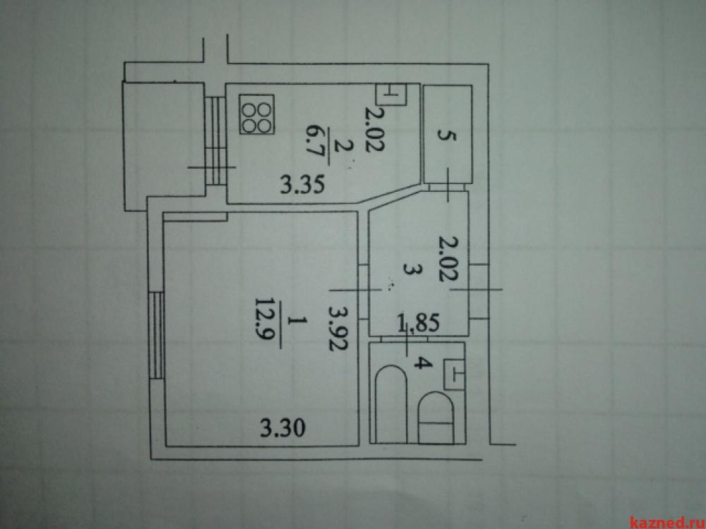 Продам 1-комн.квартиру Маршала Чуйкова, 17, 29 м2  (миниатюра №2)