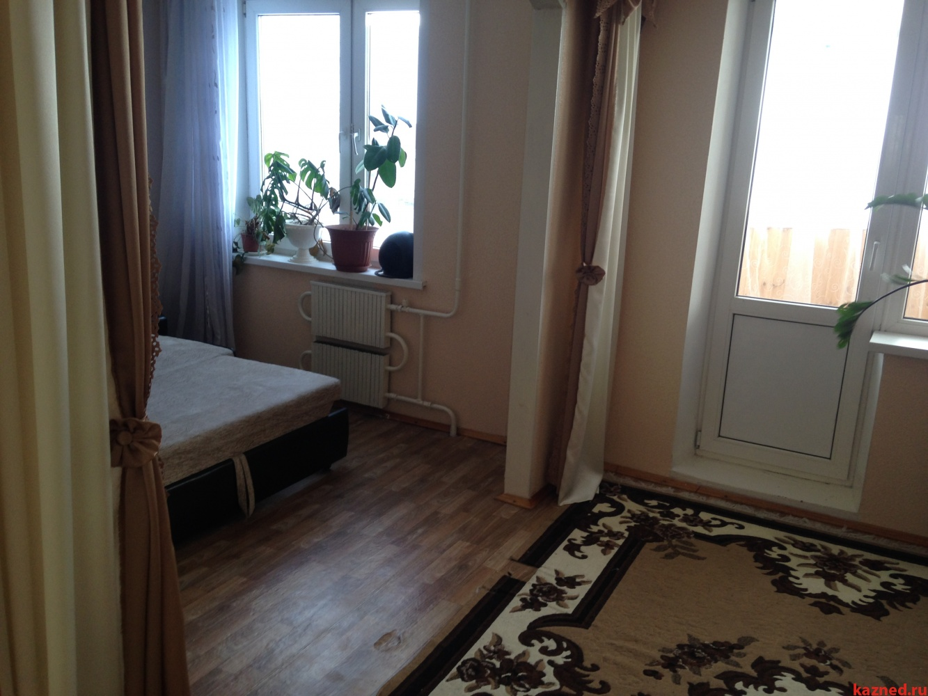 Продажа 1-комн.квартиру Магистральная,14А, 43 м2  (миниатюра №3)