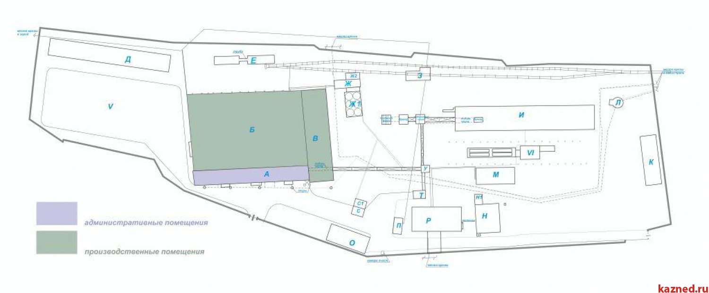 Аренда  склады, производства Озерная, 53, 14500 м2  (миниатюра №5)
