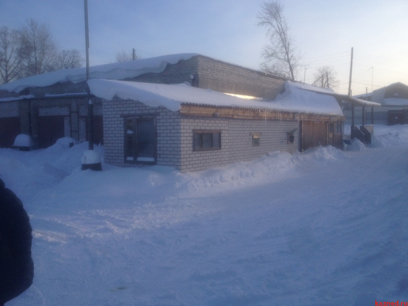 Продажа  склады, производства Лесозаводская 2, 25500 м² (миниатюра №14)