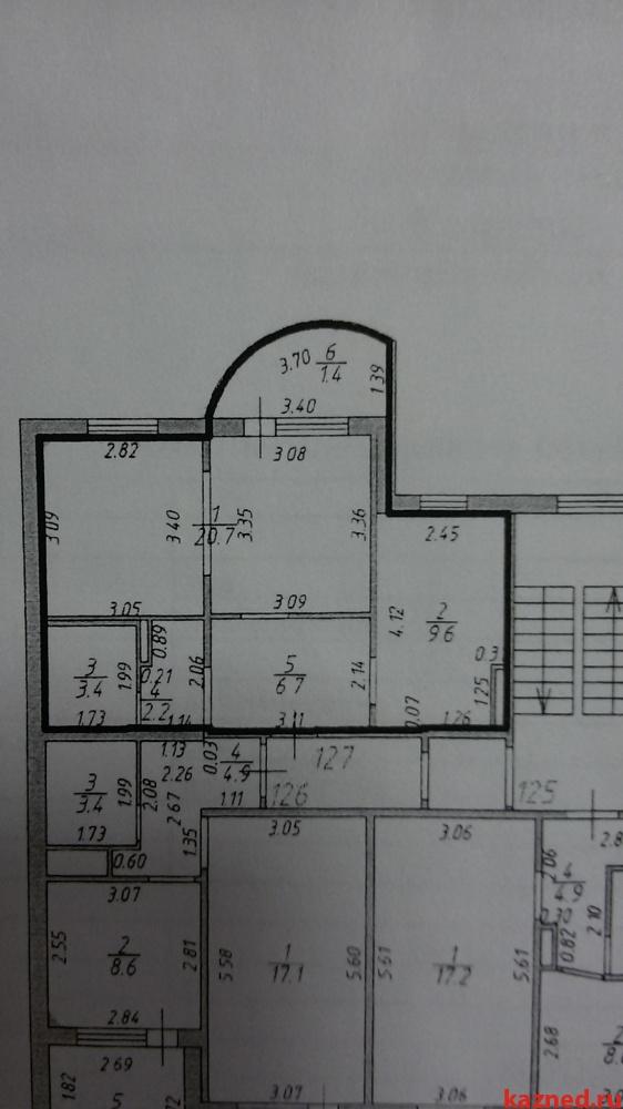 Продажа 1-к квартиры Магистральная, д.14а, 43 м2  (миниатюра №7)