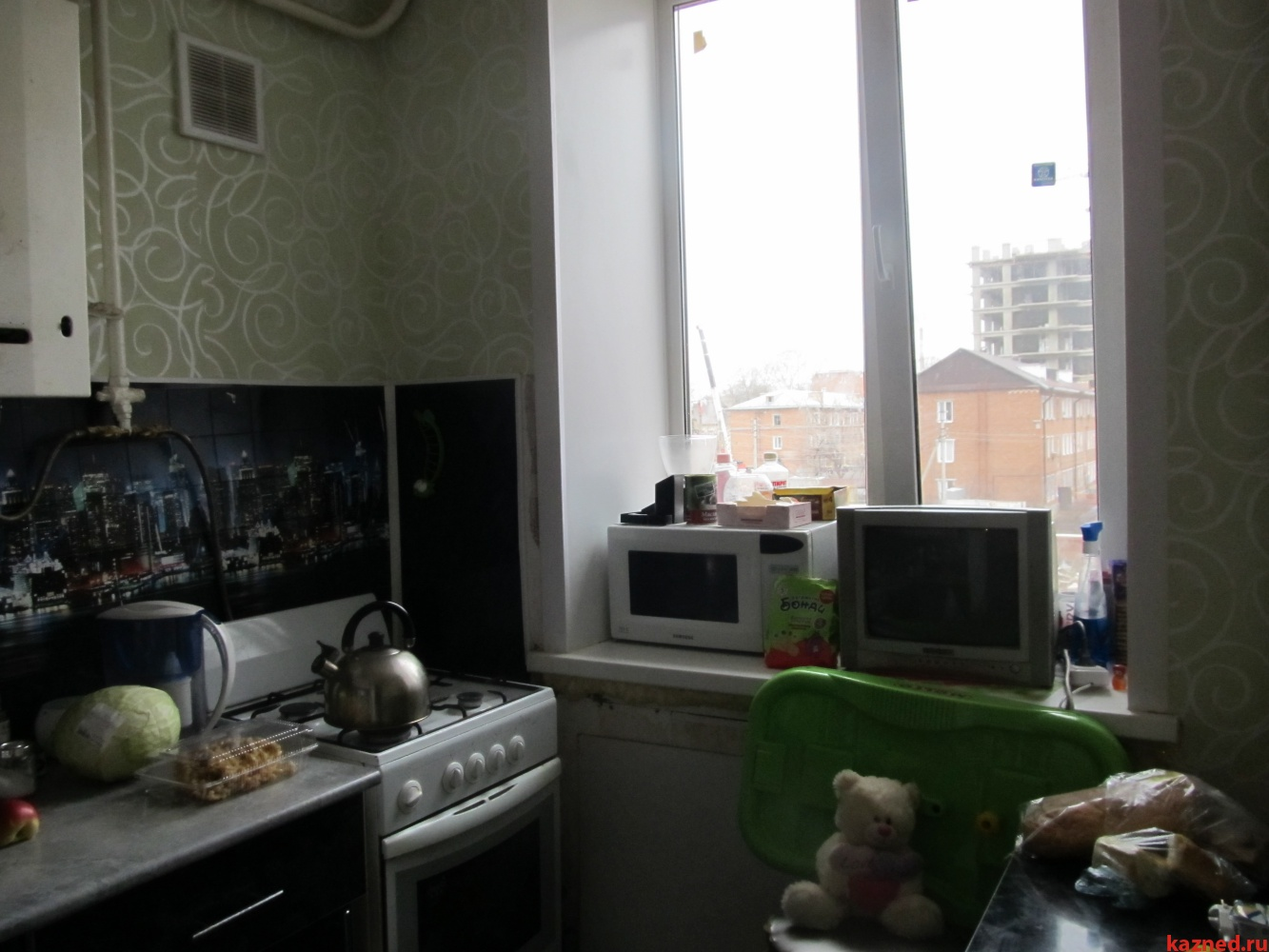 Продажа 2-к квартиры Тунакова, 41А, 39 м²  (миниатюра №3)