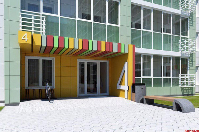 Продажа 1-к квартиры Мамадышский тракт д 1 ЖК Весна, 36 м² (миниатюра №7)