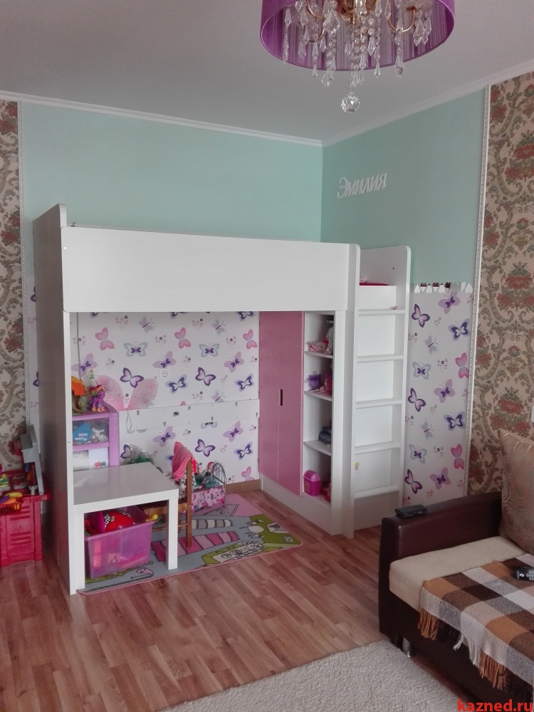 Продажа 1-к квартиры Осиново, ул. Гайсина, 2, 39 м² (миниатюра №6)