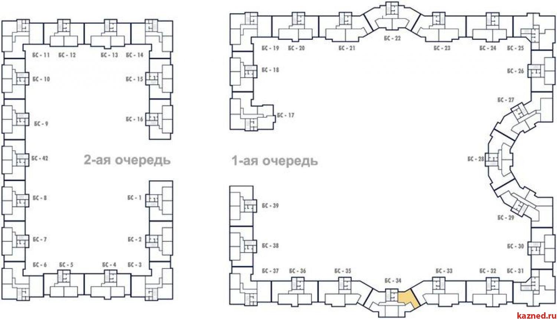 Продажа 2-к квартиры Победы проспект, 139, 66 м²  (миниатюра №1)