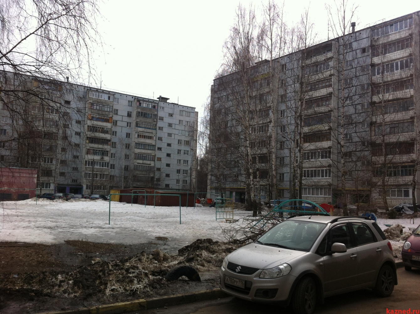 3-комн., Пл.-66 кв.м., ул.Габишева - д.29 (миниатюра №2)
