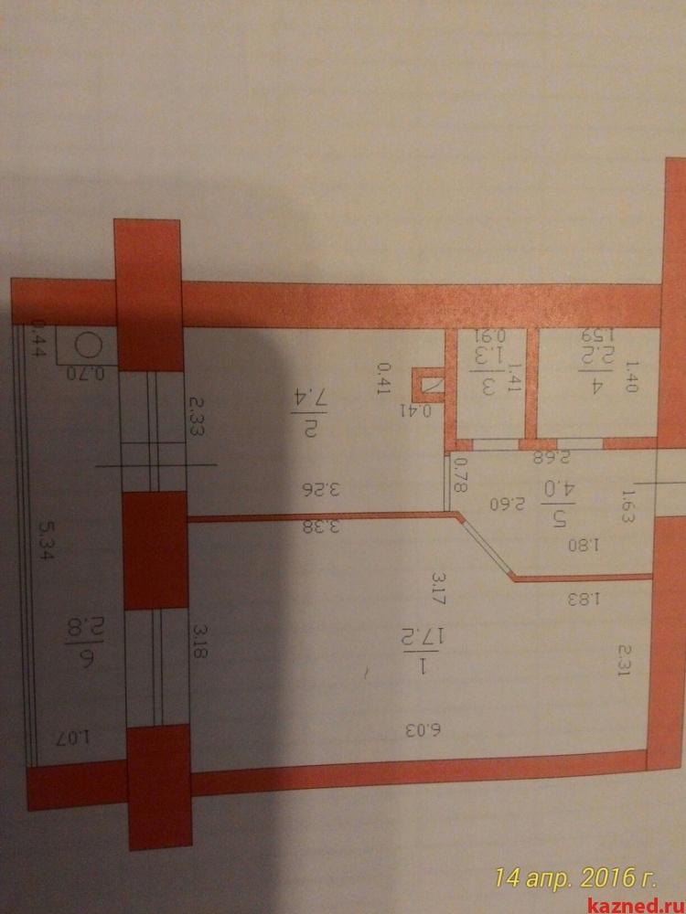 Побежимова,36 1-комнатная квартира (миниатюра №2)
