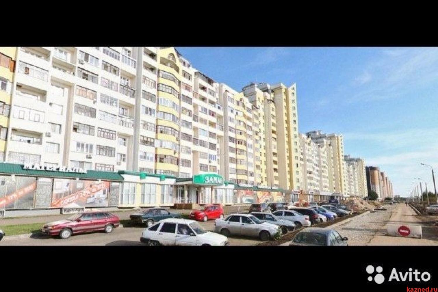 Аренда 1-к квартиры Проспект Победы,100, 51 м²  (миниатюра №1)