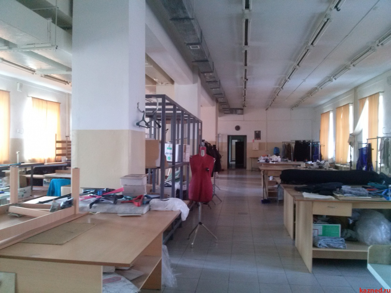 Кировский район Продаю производственное здание  2191 кв.м. с землей (миниатюра №3)
