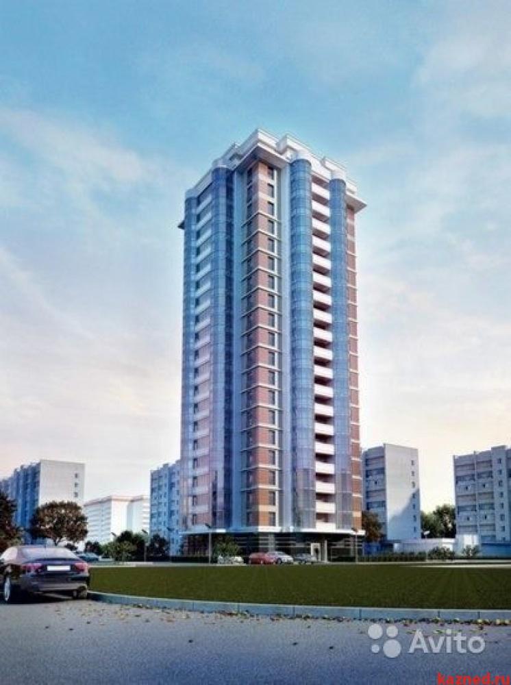 Продажа 1-к квартиры Коммисара Габишева/Завойского, 44 м²  (миниатюра №1)