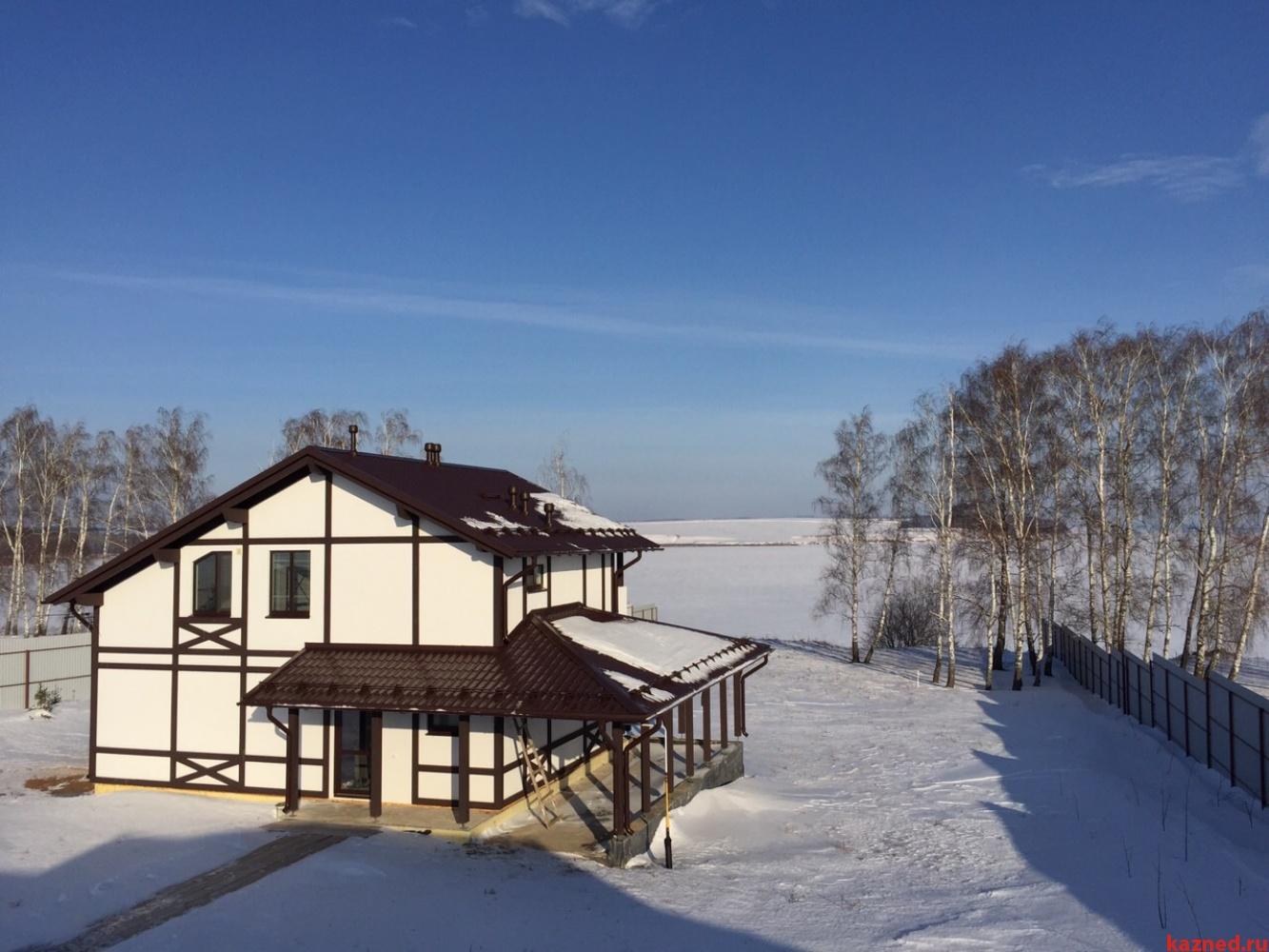 Продам коттедж в Менделеевске (село Икское Устье) (миниатюра №1)