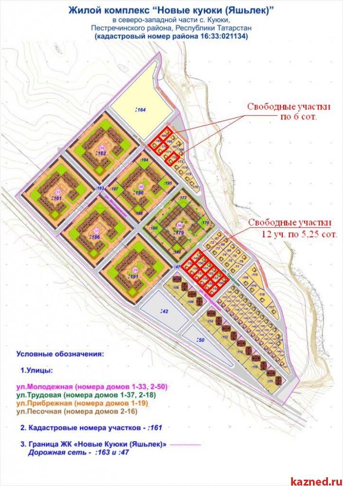Продажа  участка Прибрежная, 6 сот.  (миниатюра №2)