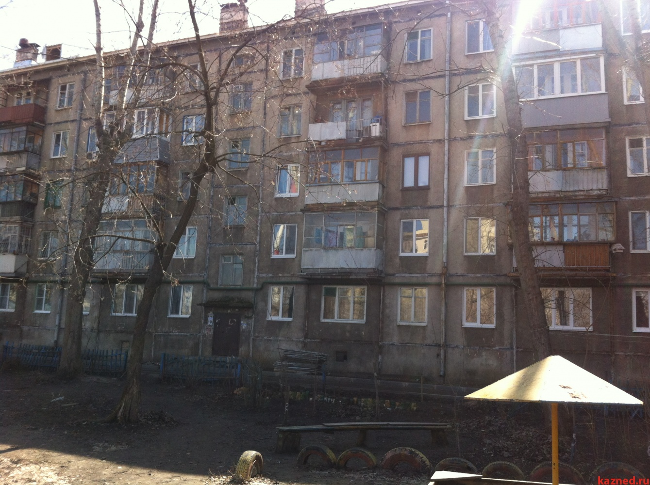 3-комн.,Пл.- 60 кв.м..ул.Г.Камала - д.45 (миниатюра №2)