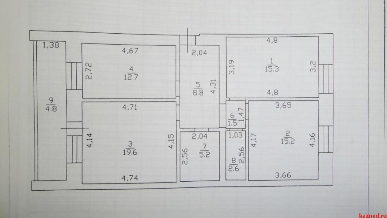 Продам 3-комн.квартиру Широкая ул, 2, 86 м2  (миниатюра №11)