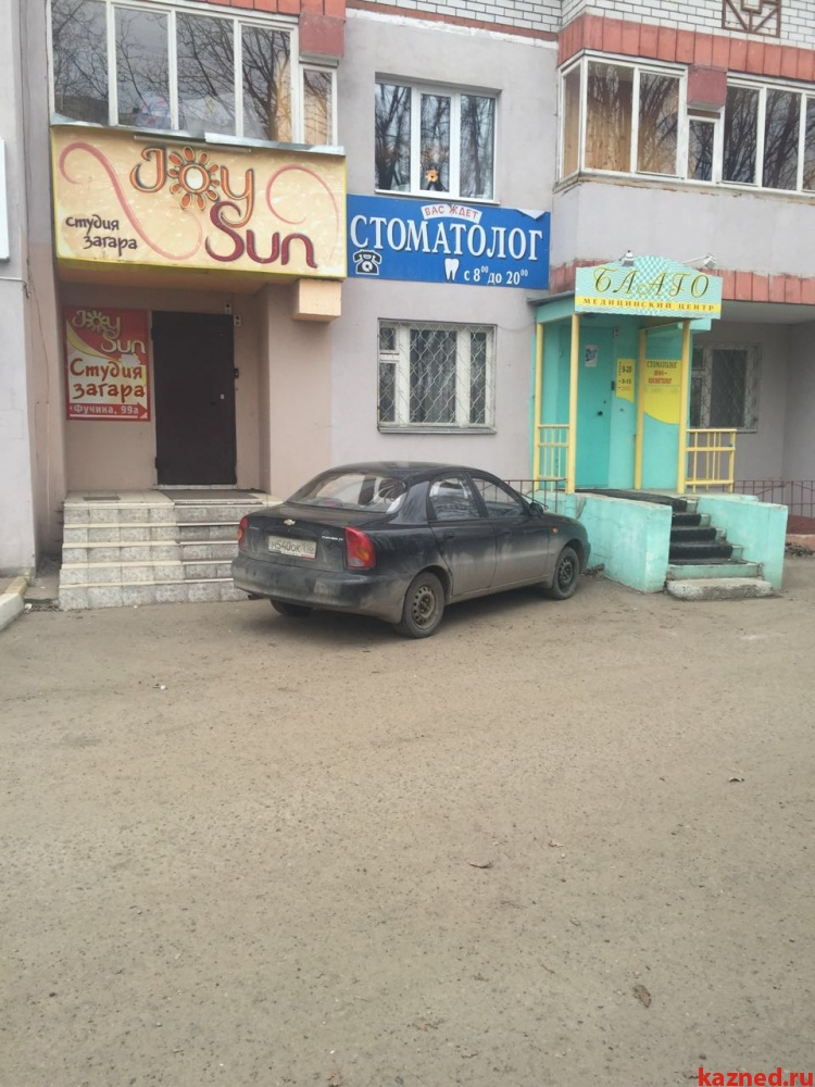 Продажа  помещения свободного назначения ул.Ю.Фучика, 99А, 50 м²  (миниатюра №10)