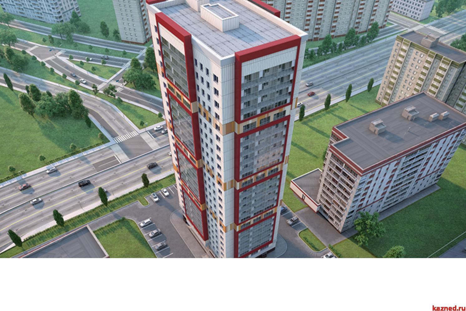 Продажа 1-к квартиры 2-ая Юго-Западная 39, 45 м²  (миниатюра №2)