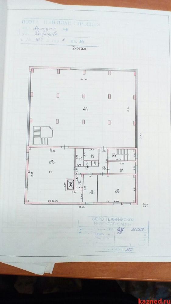 Продажа  офисно-торговые Давыдова, д.40б, 685 м² (миниатюра №5)