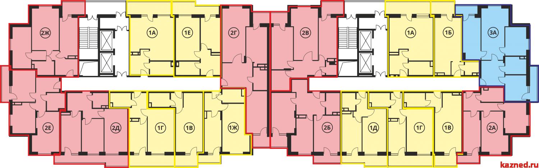 Продажа 2-к квартиры Профессора Камая, 50 м² (миниатюра №5)
