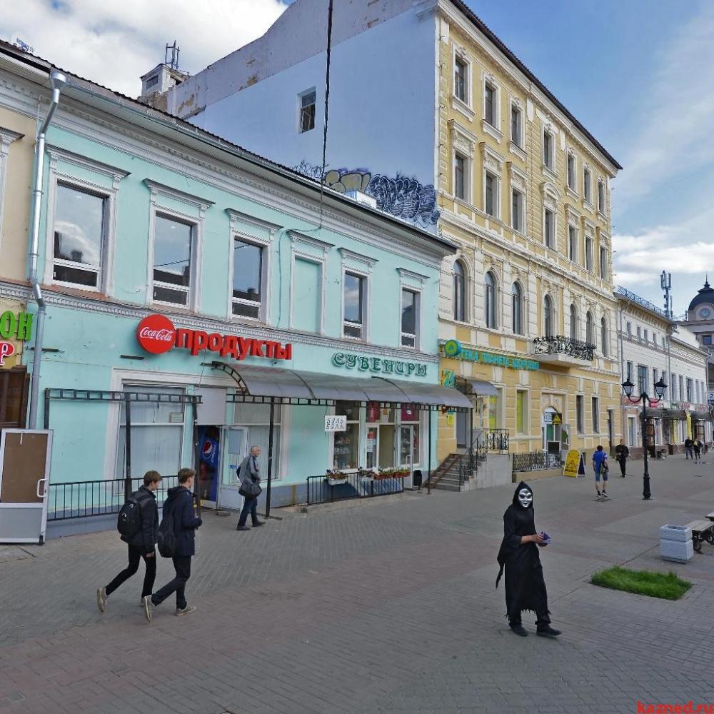 Продажа  Офисно-торговые Казань, Баумана ул дом 27, 2827 м2  (миниатюра №2)
