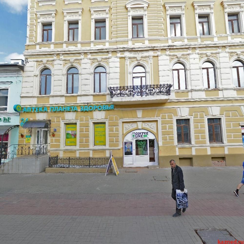 Продажа  Офисно-торговые Казань, Баумана ул дом 27, 2827 м2  (миниатюра №3)