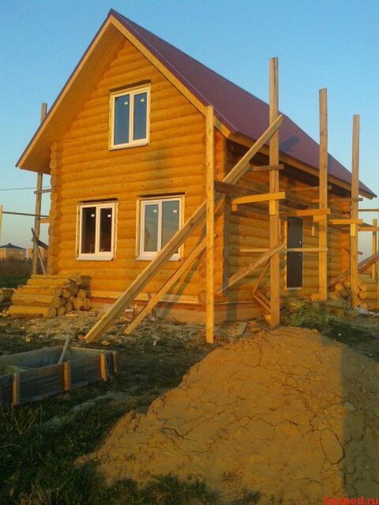 Дом из сруба, участок 10 соток. Высокогорский р-н, с Чернышевка.  (миниатюра №7)