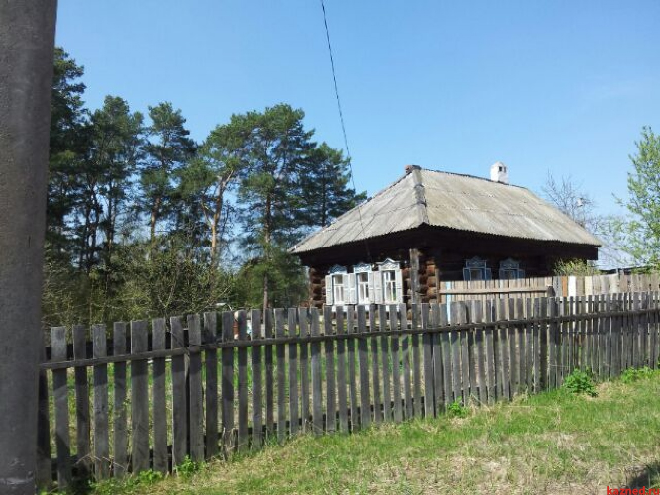 Продам дом пос.Новый, 43 м2  (миниатюра №1)