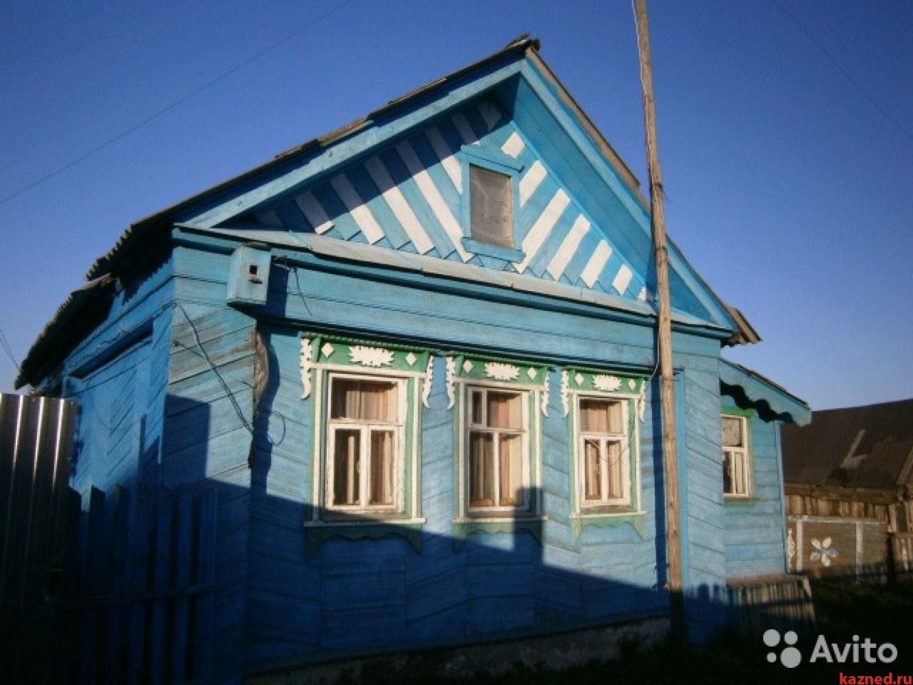 Дом 40 кв.м в д. Малый Сулабаш (Высокогорский) (миниатюра №1)