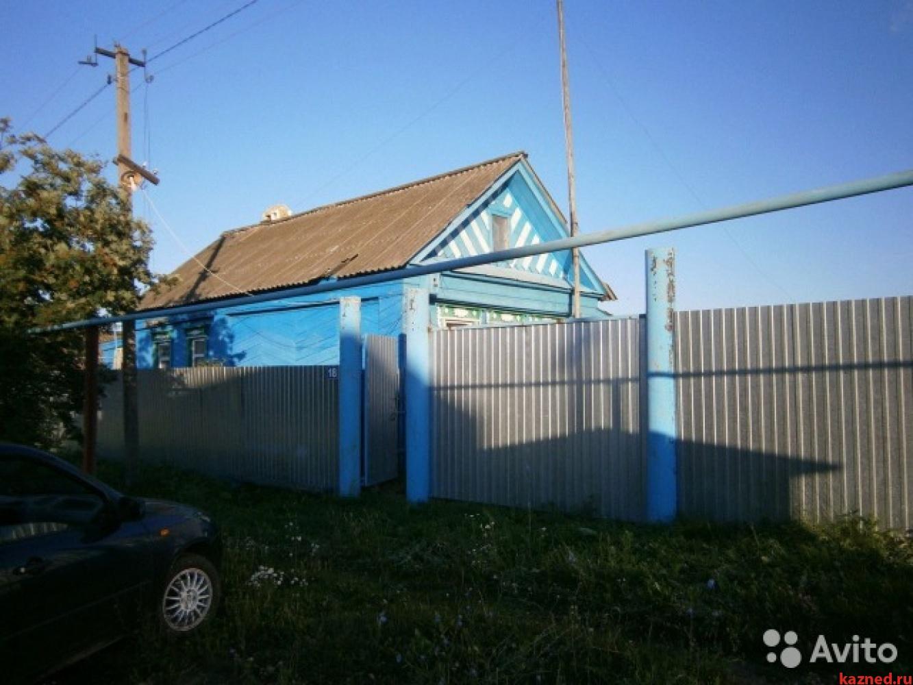 Дом 40 кв.м в д. Малый Сулабаш (Высокогорский) (миниатюра №2)