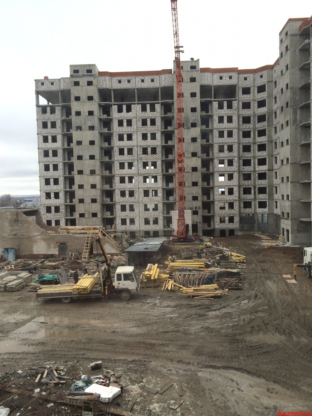 Продажа 1-к квартиры Годовикова/ЛУКИНА, 59 м2  (миниатюра №4)