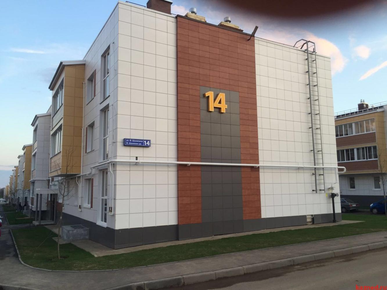 в ЖК Царево 2-ком квартира 51 кв.м. ул Шаляпина 14 (миниатюра №1)
